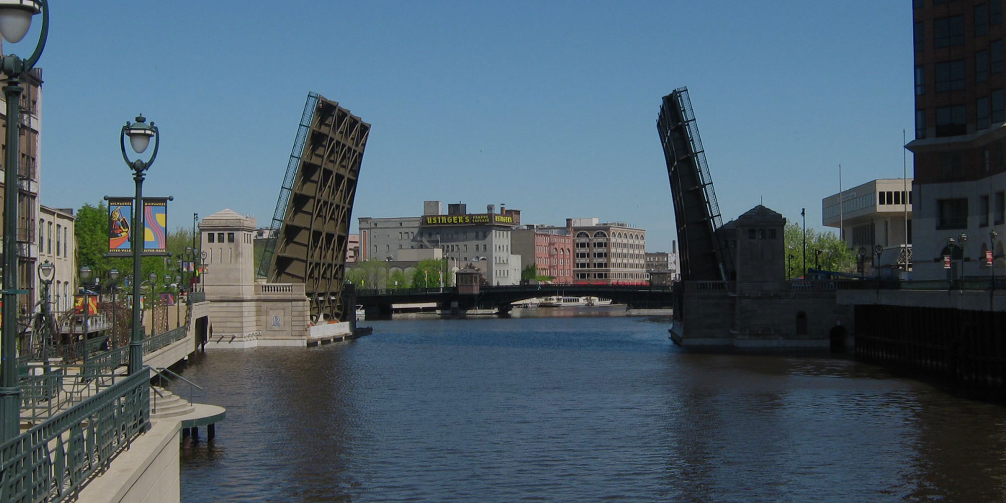 Kilbourn Avenue Bascule Bridge